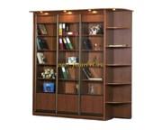 Люси библиотека купе трёхдверная