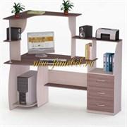 Роберт 7 угловой компьютерный стол
