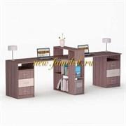 Роберт 47 Компьютерный стол для двоих