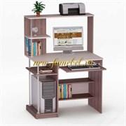 Стол для компьютера Роберт 58 с надстройкой